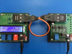 光モジュール テスト装置