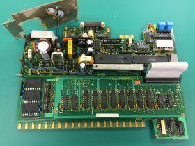 シーケンサ(PLC)制御用基板